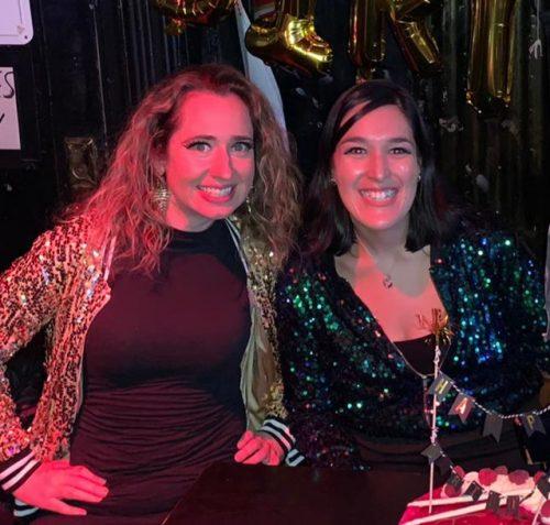 Gigi and Belinda 2019